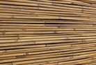 Abington NSW Bamboo fencing 3