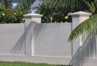Abington NSW Barrier wall fencing 1