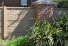 Abington NSW Barrier wall fencing 4