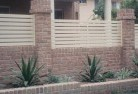 Abington NSW Brick fencing 12
