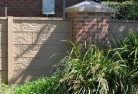Abington NSW Brick fencing 21