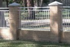 Abington NSW Brick fencing 5