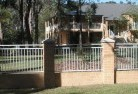 Abington NSW Brick fencing 9