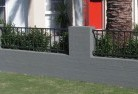 Abington NSW Front yard fencing 11