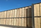 Abington NSW Lap and cap timber fencing 1