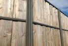 Abington NSW Lap and cap timber fencing 2