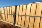 Abington NSW Lap and cap timber fencing 4