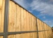 Kwikfynd Lap and Cap Timber Fencing abingtonnsw