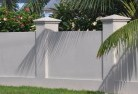 Abington NSW Modular wall fencing 1