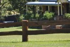 Abington NSW Rail fencing 11