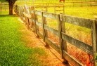 Abington NSW Rail fencing 5
